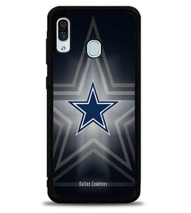Dallas Cowboys X5942 Samsung Galaxy A20 Case