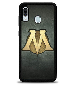 Harry Potter Ministry Of Magic X5958 Samsung Galaxy A20 Case