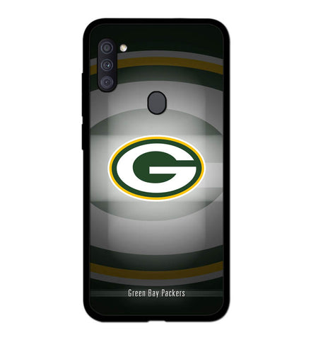 Green Bay Packers NFL X6225 Samsung Galaxy A11 Case