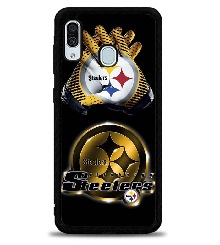 Pittsburgh Steelers X6162 Samsung Galaxy A20 Case