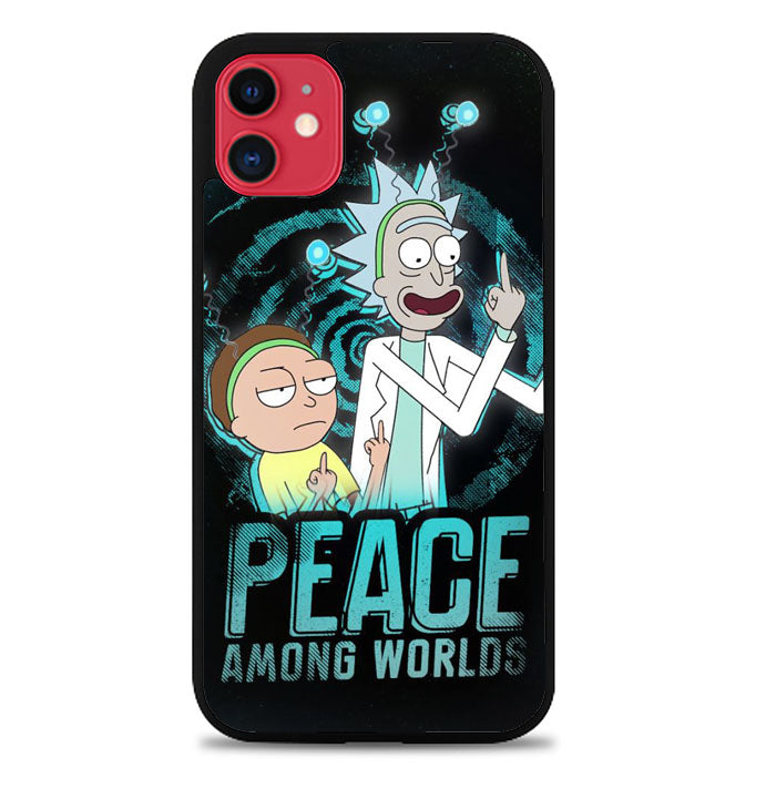 Rick and Morty X8036 iPhone 11 Pro Max Case