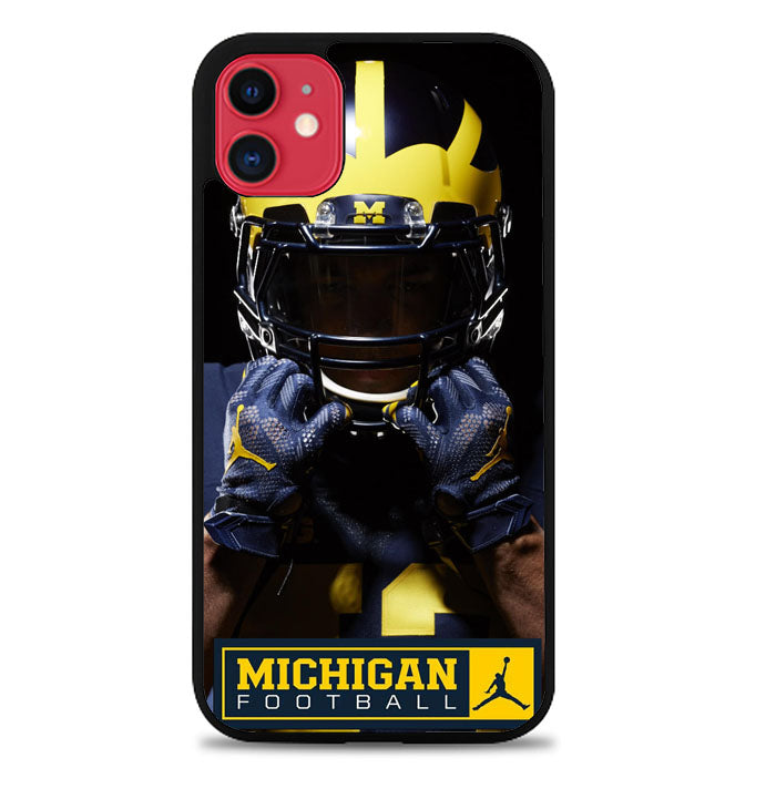 Michigan Wolverines X8063 iPhone 11 Pro Max Case