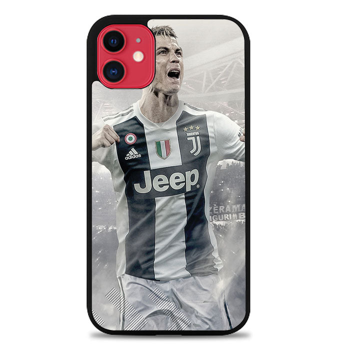 C Ronaldo Form Juventus X8089 iPhone 11 Pro Max Case