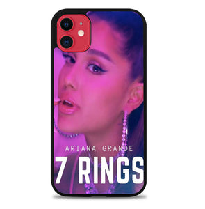 ariana grande 7 rings X8584 iPhone 11 Pro Max Case
