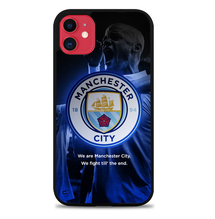 Manchester City X8648 iPhone 11 Pro Max Case