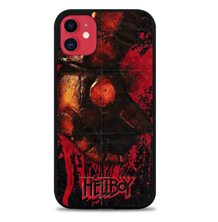Hellboy Poster Art X8635 iPhone 11 Pro Max Case