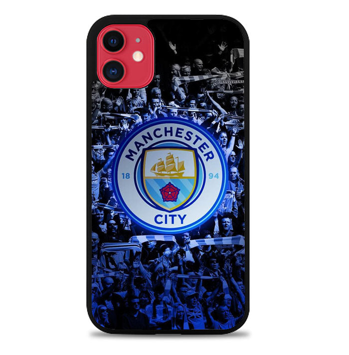 Manchester City X8647 iPhone 11 Pro Max Case