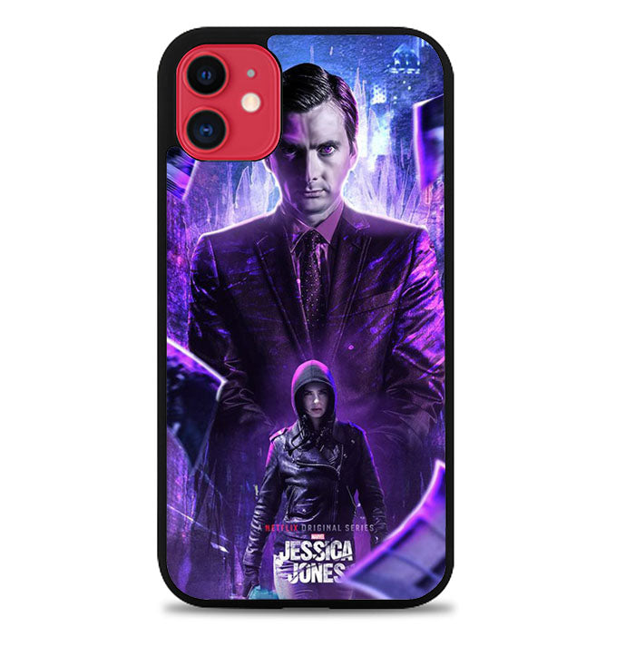 Jessica Jones Marvel X8696 iPhone 11 Pro Max Case