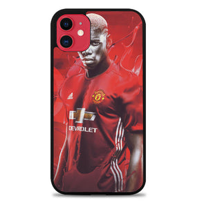 paul pogba X8687 iPhone 11 Pro Max Case