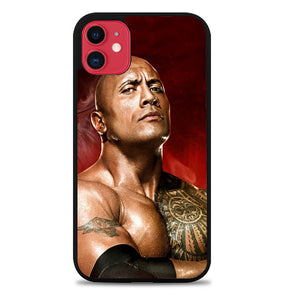The Rock Wwe X8701 iPhone 11 Pro Max Case