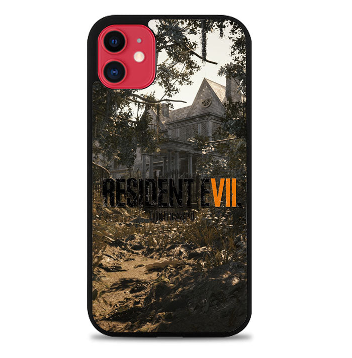 resident evil 7 X8780 iPhone 11 Pro Max Case