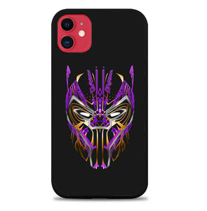 Black Panther Golden Purple X8893 iPhone 11 Pro Max Case