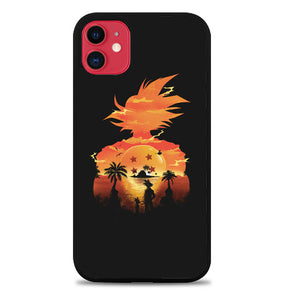 Dragon Ball Sunset X8907 iPhone 11 Pro Max Case