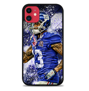 odell beckham jr X8923 iPhone 11 Pro Max Case