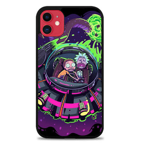 Rick And Morty X8920 iPhone 11 Pro Max Case