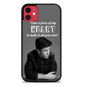 Shawn Mendes X8917 iPhone 11 Pro Max Case