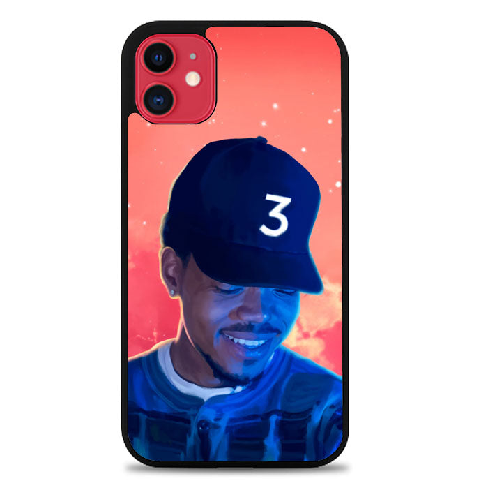 Chance The Rapper 3 X8967 iPhone 11 Pro Max Case