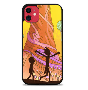 Rick and Morty X8964 iPhone 11 Pro Max Case