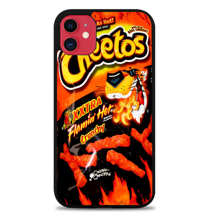 Cheetos Hot Crunchy X8962 iPhone 11 Pro Max Case