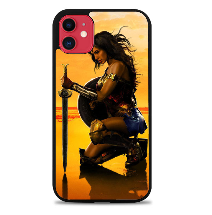 Wonder Woman X8916 iPhone 11 Pro Max Case
