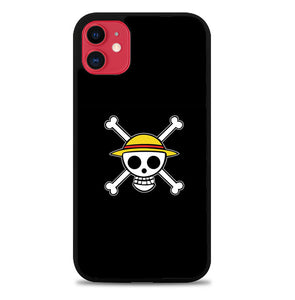 Straw Hat Jolly Roger X8905 iPhone 11 Pro Max Case