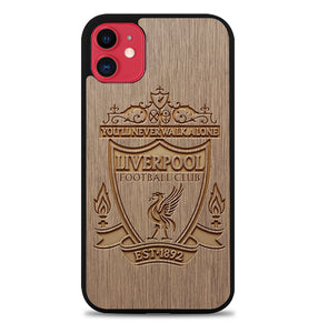 Liverpool Grafir Wooden X9005 iPhone 11 Pro Max Case