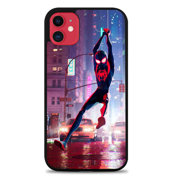 Spiderman The Best Scene X9012 iPhone 11 Pro Max Case