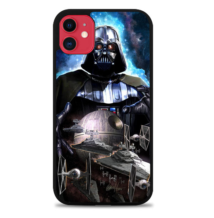 Darth Vader Limited Lithograph X9074 iPhone 11 Pro Max Case
