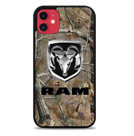 dodge ram camo X9113 iPhone 11 Pro Max Case
