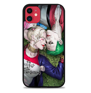 joker love harley quinn X9117 iPhone 11 Pro Max Case