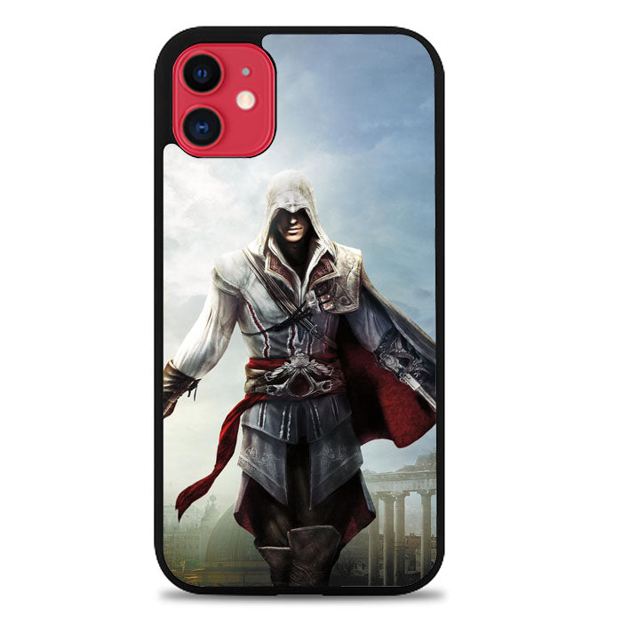 Assassins Creed game X9118 iPhone 11 Pro Max Case