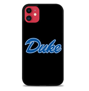 Duke University Logo X9350 iPhone 11 Pro Max Case