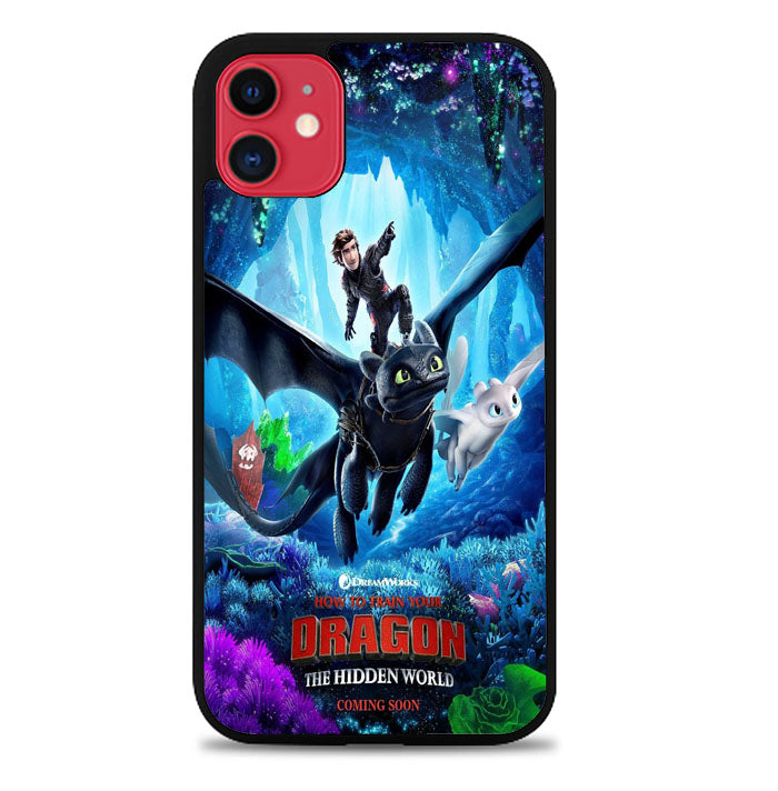 How to Train Your Dragon X9345 iPhone 11 Pro Max Case