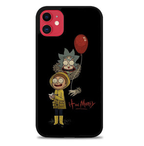 It Rick And Morty X9328 iPhone 11 Pro Max Case