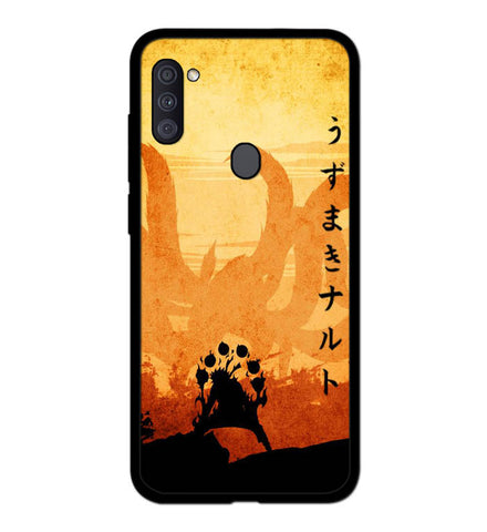 Naruto Orange  Silhouette X9327 Samsung Galaxy A11 Case