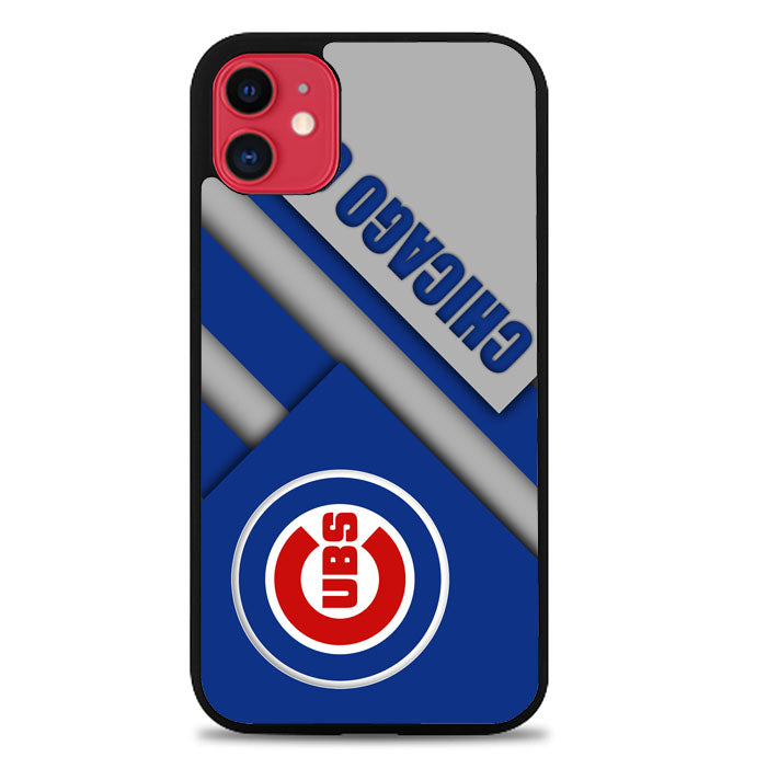 Chicago Cubs Wallpaper X9323 iPhone 11 Pro Max Case