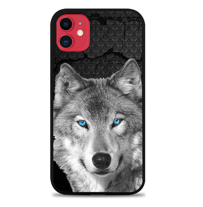 wolf art L0015 iPhone 11 Pro Max Case