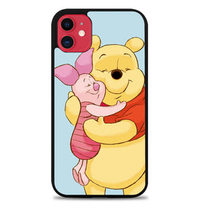 Winnie The Pooh And Piglet L0086 iPhone 11 Pro Max Case