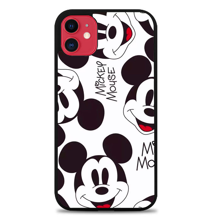 Mickey Mouse Face L0204 iPhone 11 Pro Max Case