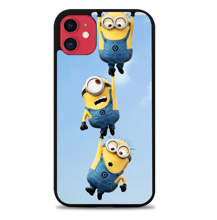 Minions Together L0209 iPhone 11 Pro Max Case