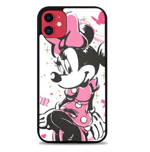 Minnie Mouse Pink L0212 iPhone 11 Pro Max Case