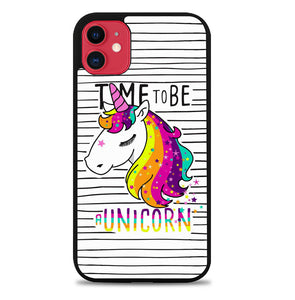 Time to be a Unicorn L0445 iPhone 11 Pro Max Case