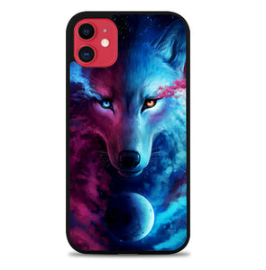 Wolf Galaxy L0654 iPhone 11 Pro Max Case