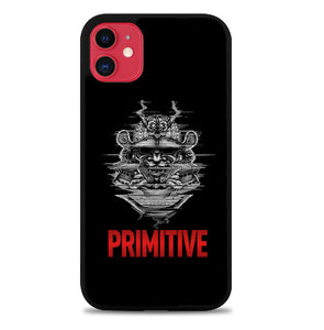 Primitive Samurai L0689 iPhone 11 Pro Max Case