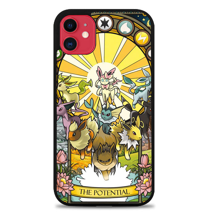 Pokemon The Potential L1277 iPhone 11 Pro Max Case