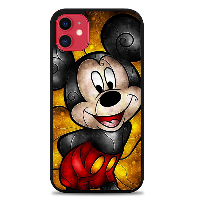 Mandie Manzano Mickey Mouse L1453 iPhone 11 Pro Max Case
