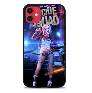 Suicide Squad Harley Quinn Happy L1483 iPhone 11 Pro Max Case