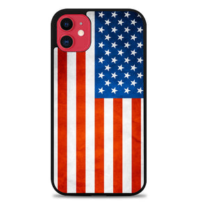 American Flag L1558 iPhone 11 Pro Max Case