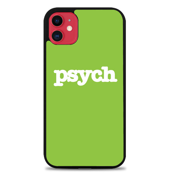 Psych L1594 iPhone 11 Pro Max Case