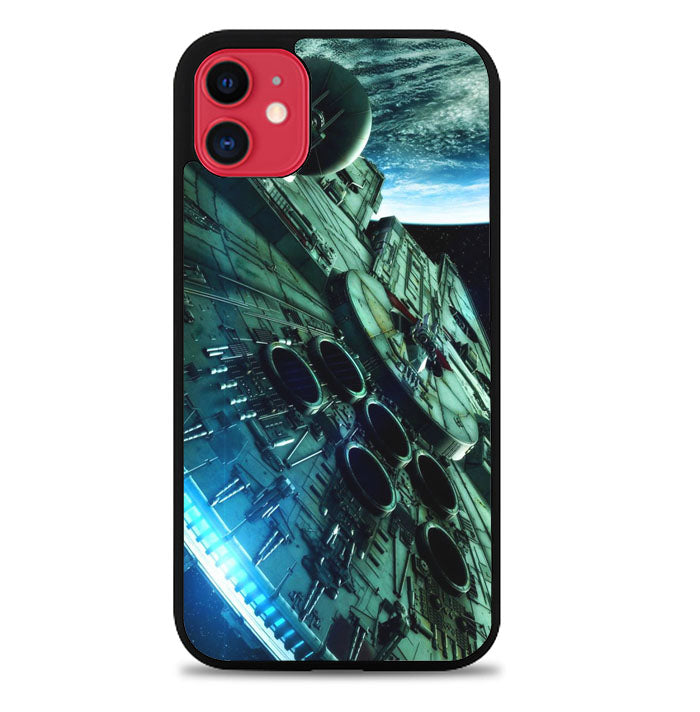 Star Wars Spaceship Planet L1729 iPhone 11 Pro Max Case